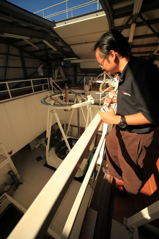 Keadaan Siding Spring Observatory Hari Ini Falakonline Net