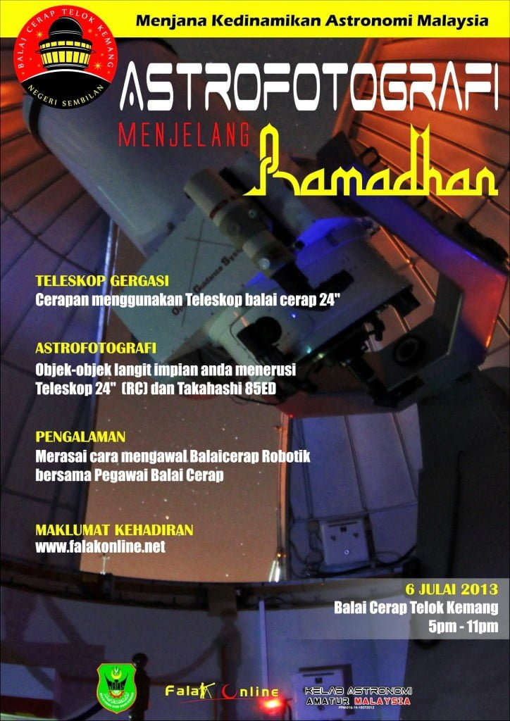 KAAM Astrofoto Ramadhan